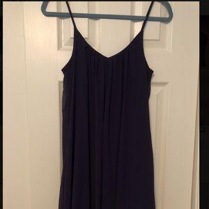 Express Dresses - Express Plum Flowy dress
